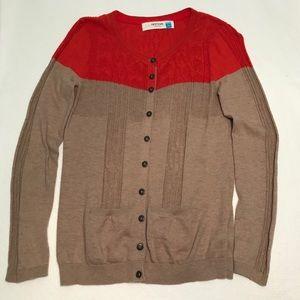 Anthropologie sweater (brand: Sparrow), medium